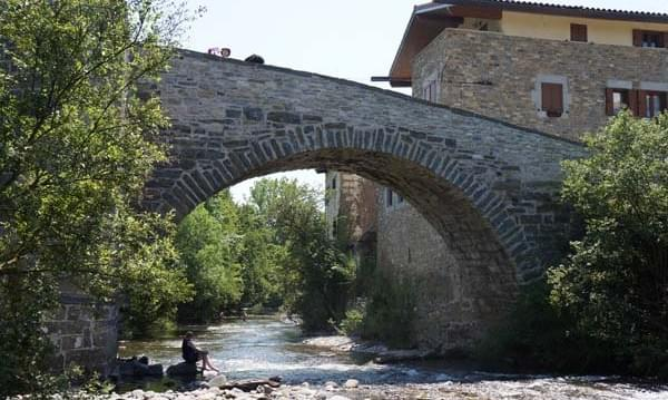 The way of saint james from st jean pied de port - St jean pied de port to santiago distance ...