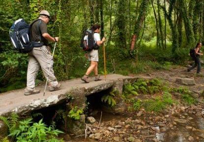 camino portugues santiago ways