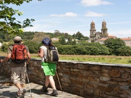 Camino de Santiago from Vilalba