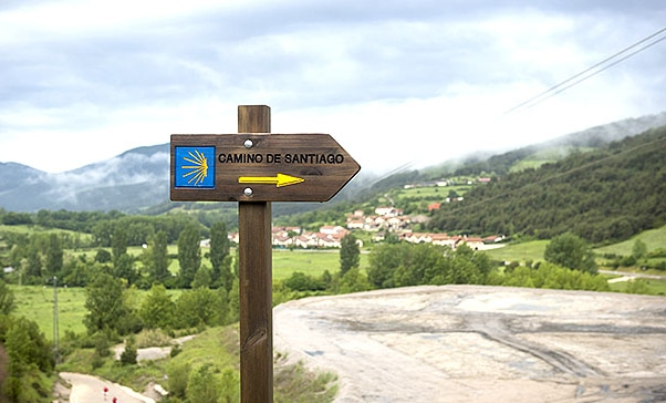 Fotografía-señalización-Camino