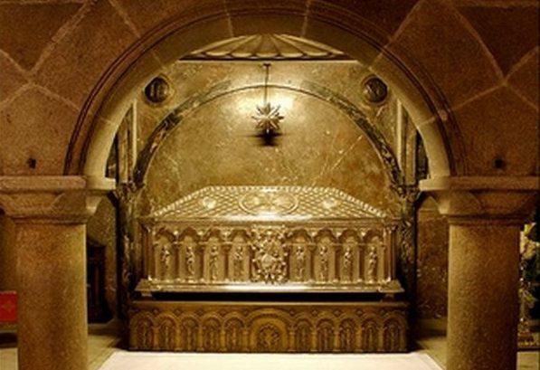 Peregrinacion a la tumba del Apostol