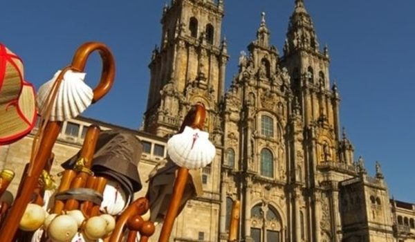 Why do you make the pilgrimage to Santiago