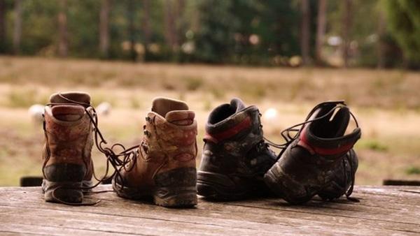 Recomendaciones del calzado del Camino de Santiago