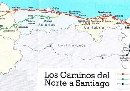 cuál es el mejor Camino de Santiago