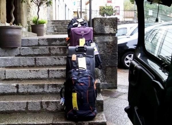 Servicio de transporte de mochila en el Camino de Santiago