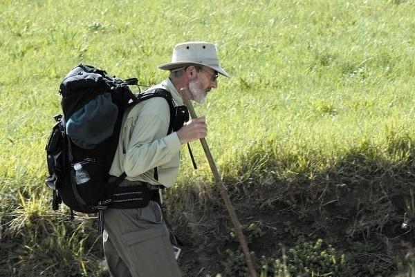Son pocos los peregrinos que se aventuran a peregrinar a Compostela de diciembre a marzo.