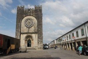 Portomarín Church