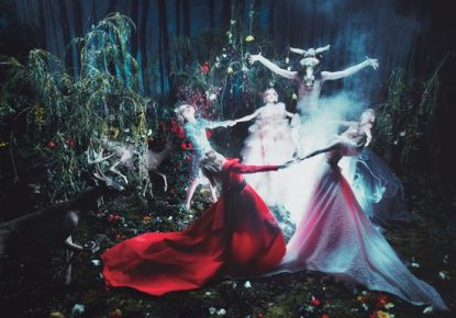 Legends witches Camino de Santiago