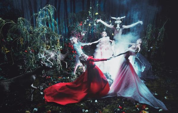 Leyendas y mitos de peregrinos y brujas