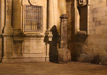 shadow Camino de Santiago