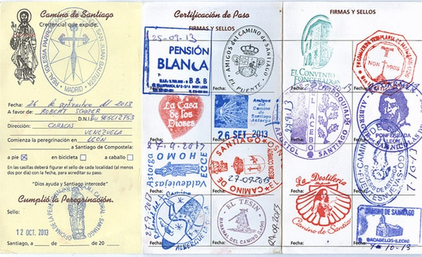 credencial-Camino-Santiago