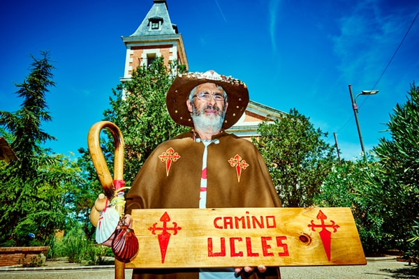 Camino de Uclés from Madrid