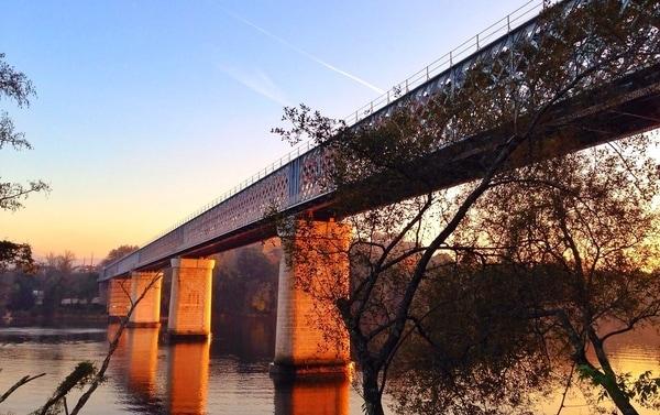 Camino-Puente-Tui