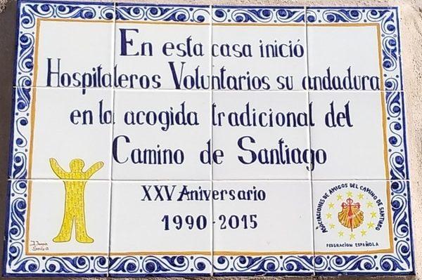 Primer albergue del Camino de Santiago