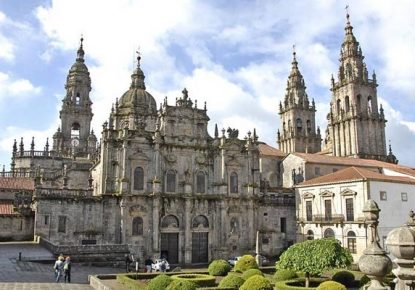 What to see in the Santiago Cathedral