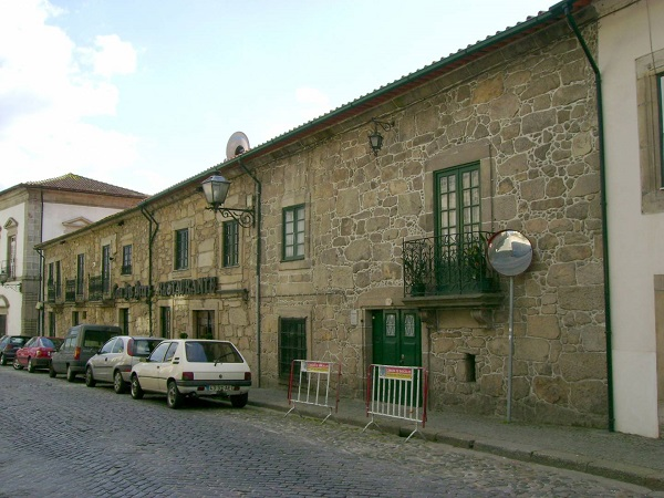 Casa Dos Arcos