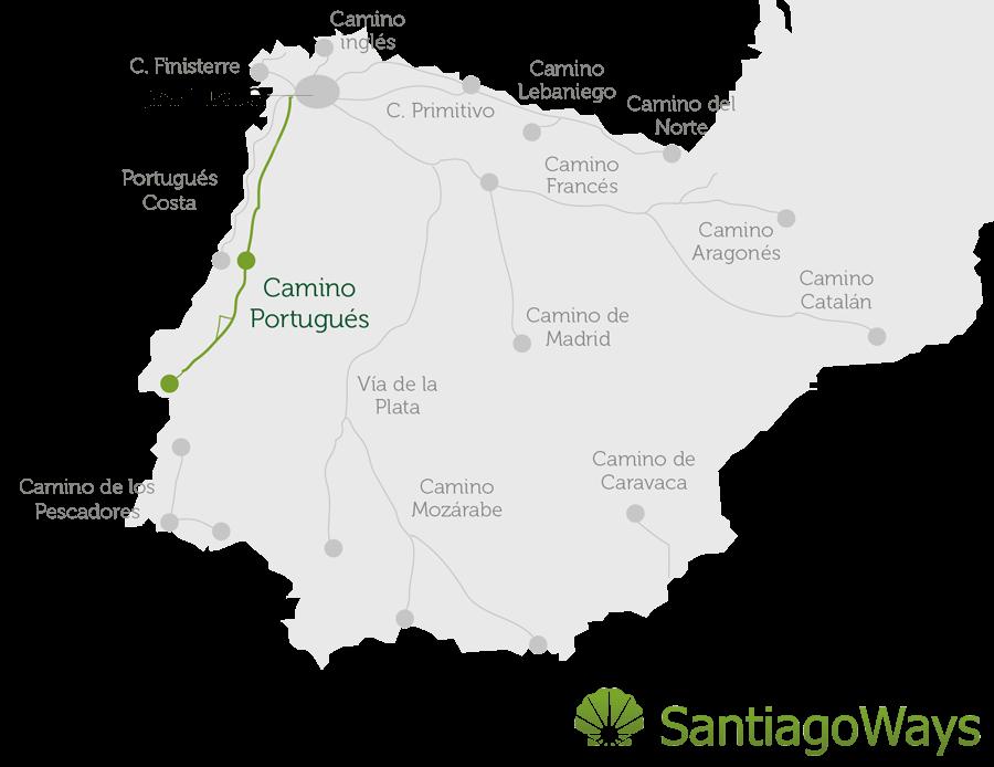 Camino Portugues español