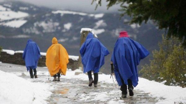 Hacer el Camino de Santiago en enero