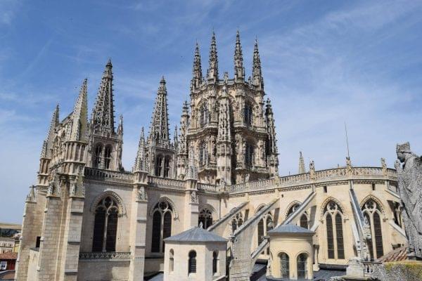 Imagen de la Catedral de Burgos