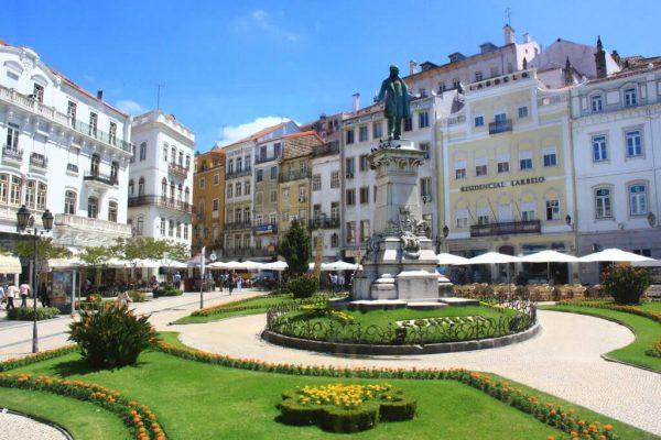 En Coimbra