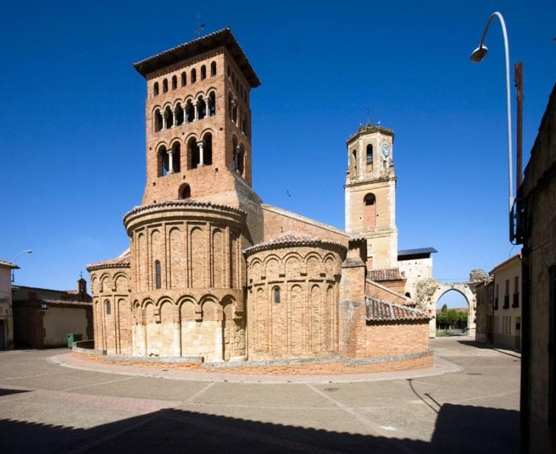 Iglesia de San Tirso en Sahagun