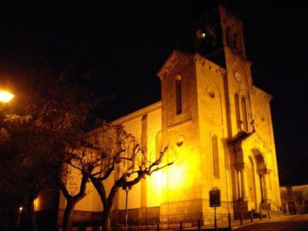 Iglesia de Santa Marina en Sarria