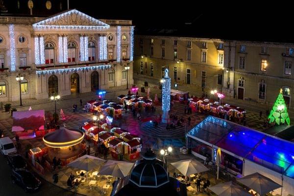 Imagen de Lisboa en Navidad