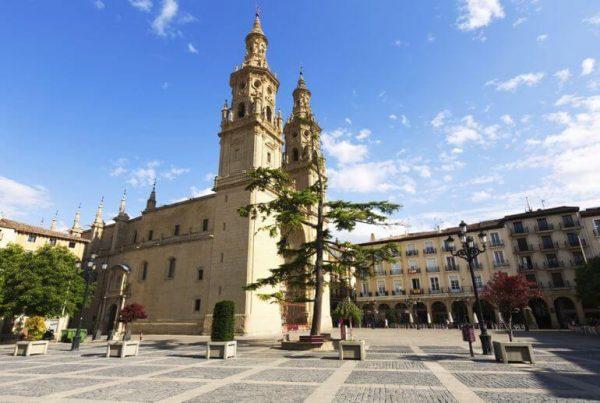Visita a Logroño
