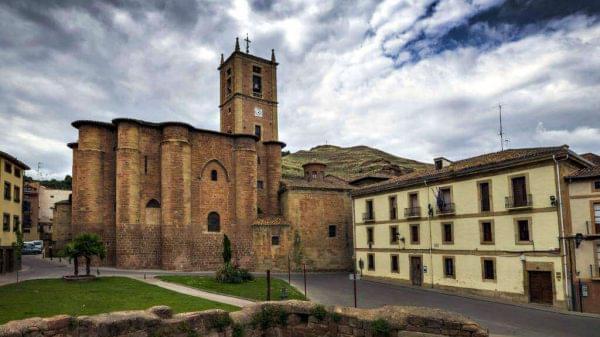 Monasterio Santa Maria la Real en Nájera