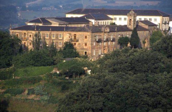 Monasterio de la Magdalena en Sarria