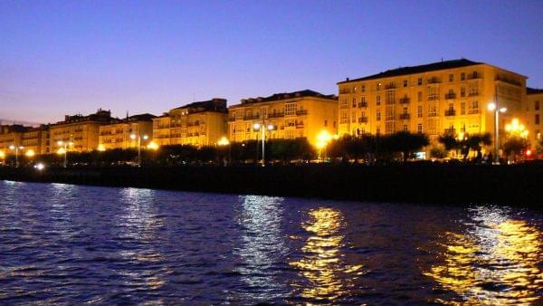 Paseo Pereda en Santander