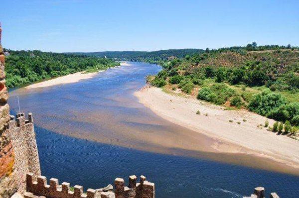 Vista del rio Tajo