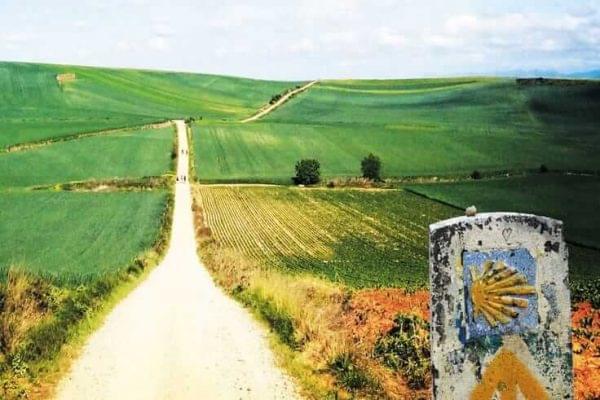 Camino por la Via de la Plata