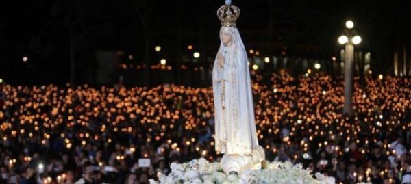 Centenario Virgen de Fatima