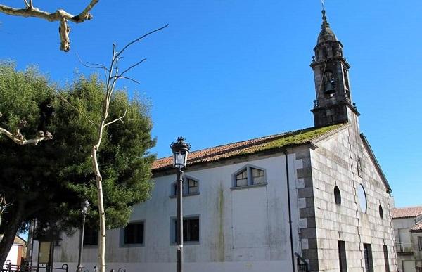 Iglesia de Santiago de Arzua