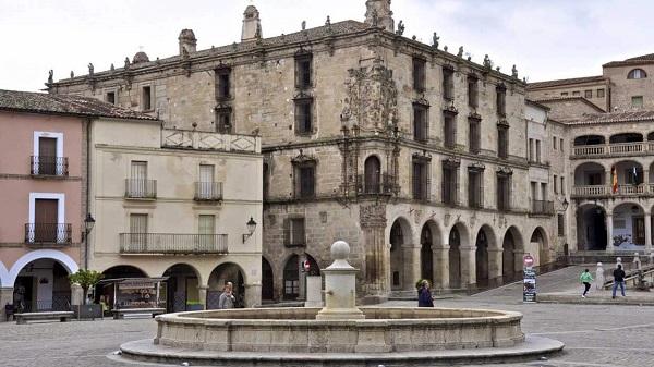 Palacio de los Marqueses de la Conquista Real