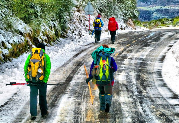 Camino de Santiago in Winter advices