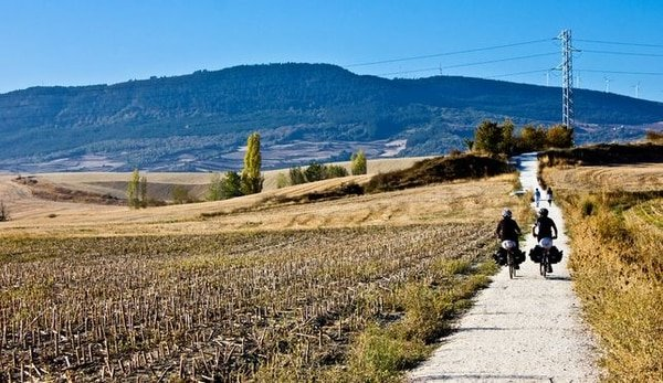 The price of doing the Camino de Santiago by bike.