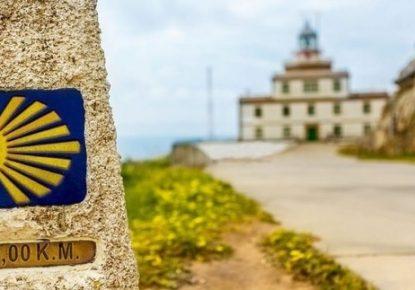 Camino de Santiago al Cabo Finisterre