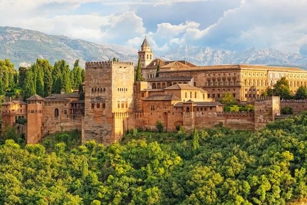 Los encantos itinerario Camino Mozárabe