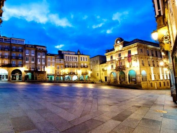De noche en Ourense