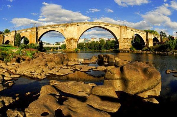 Ponte Vella en Ourense