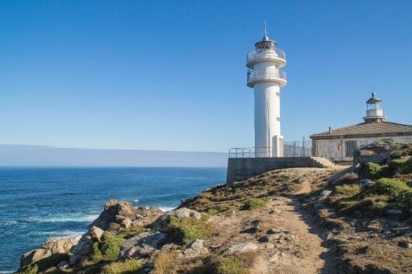 The Route of Lighthouses is approximately 200 kilometres long, which can be divided into 8 stages.