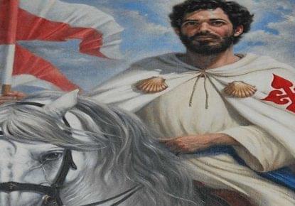 apostol santiago historia