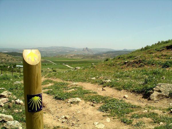 Camino Mozarabe por Malaga