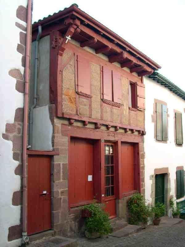 Casa Arcanzola St Jean Pied de Port