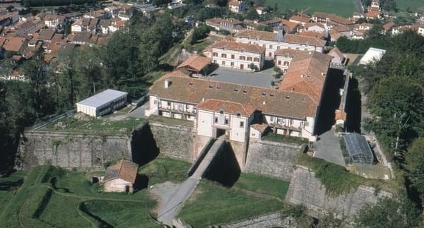 Ciudadela fortificada de Saint Jean Pied de Port
