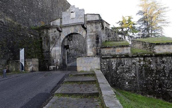 Portal de Peregrinos Roncesvalles