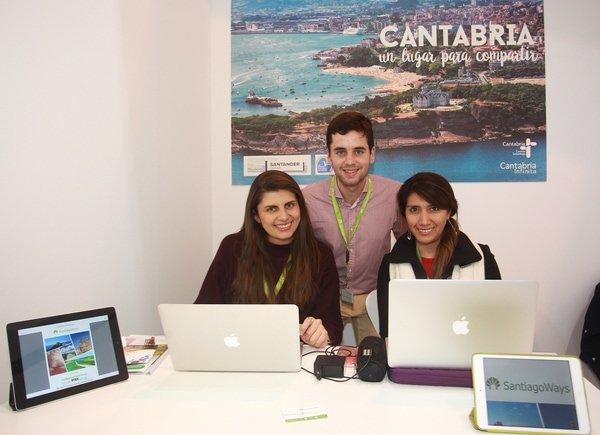 Santiago Ways en FITUR 2019