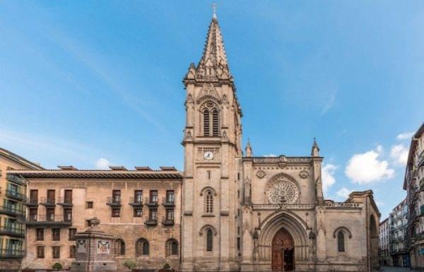 Catedral de Santiago en Bilbao